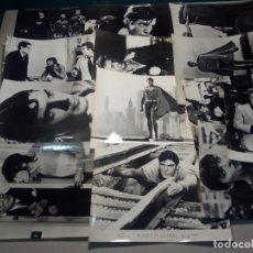 Cine: SUPERMAN (1978) - FOTOCROMOS ORIGINALES. Lote 194534805