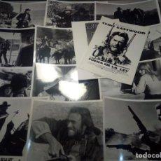 Cine: EL FUERA DE LA LEY (1976) - FOTOCROMOS ORIGINALES. Lote 194534918