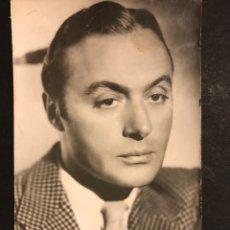 Cine: TARJETA POSTAL DE CHARLES BOYER. Lote 194541275
