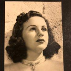 Cine: TARJETA POSTAL DE DIANA DURBIN. Lote 194541288