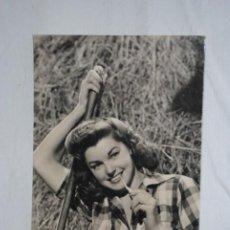 Cine: ACTRIS DE CINE , ESTHER WILLIAMS. Lote 194555060