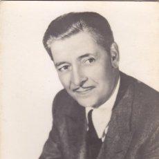 Cine: POSTAL RONALD COLMAN Nº 470 SOBERAMAS (ESCRITA AÑO 1949). MUY RARA . Lote 194604086