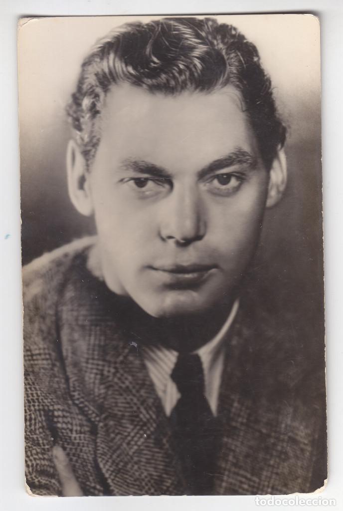 POSTAL JHONNY WEISMULLER Nº 418 SOBERAMAS (ESCRITA AÑO 1948). MUY RARA (Cine - Fotos y Postales de Actores y Actrices)