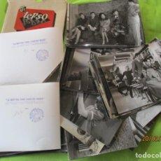 Cine: 115 FOTOGRAFIAS GRANDES Y ORIGINALES. LA MENTIRA TIENE CABELLOS ROJOS. 1960. AMALIA GADE. ARTURO F.. Lote 194709178