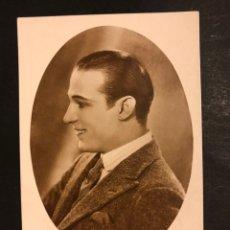 Cine: TARJETA POSTAL DE RODOLFO RUDOLPH VALENTINO. Lote 194723503