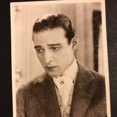 Cine: TARJETA POSTAL DE RODOLFO RUDOLPH VALENTINO.. Lote 194723638