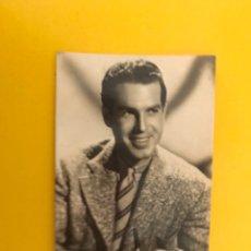 Cine: ACTORES Y ACTRICES. POSTAL: FRED MAC MURRAY NO.1160, ACTOR ESTADOUNIDENSE. EDITA: JDP (A.1951). Lote 194735551