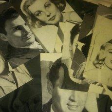 Cine: 17 TARJETAS CINE FLORITA. Lote 194741851