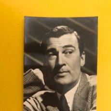 Cine: ACTORES Y ACTRICES. POSTAL: WALTER PIDGEON, NO.1237, ACTOR CANADIENSE. EDITA: JDP (H.1950?). Lote 194745492