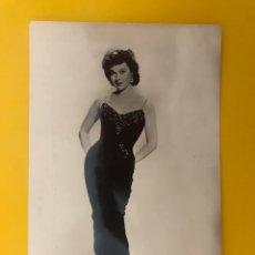 Cine: CINE. ACTRICES FOTO POSTAL, SUSAN HAYWORD, NO.43, EDICION RAKER. (1959-60). Lote 194745807
