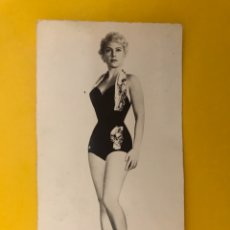 Cine: CINE. ACTRICES FOTO POSTAL, MARTINE CAROL, ACTRIZ FRANCESA, NO.357, EDITIONS DU GLOBE (H.1950?). Lote 194745916