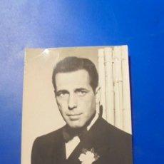Cine: ANTIGUA FOTOGRAFIA - HUMPHREY BOGART 14X8,5 CM. . Lote 194766151