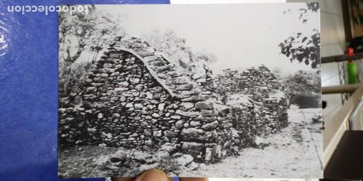 POSTAL SADLY THIS ALL THET REMAINS OF THE THORNTON COTTAGE WHITE O MORN LOCATED AT MAAM 13 MILES FRO (Cine - Fotos, Fotocromos y Postales de Películas)