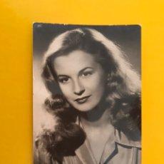Cine: CINE ACTORES Y ACTRICES FOTO POSTAL NO.1209, MARÍA ROSA SALGADO. ACTRIZ ESPAÑOLA . (H.1960?). Lote 194886375