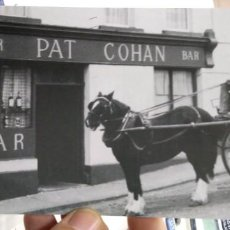 Cine: POSTAL BAR FROM THE QUIET MAN FILM WHICH WAS MADE IN CONG IN THE SUMMER OF 1951. Lote 194887151