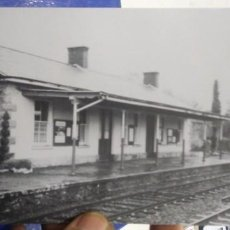 Cine: POSTAL BALLYGLUNIN RAILWAY STATION WHICH WAS FEATUREDVIN THE QUIET MAN MOVIE AS CASTLETOW STATION. Lote 194890440