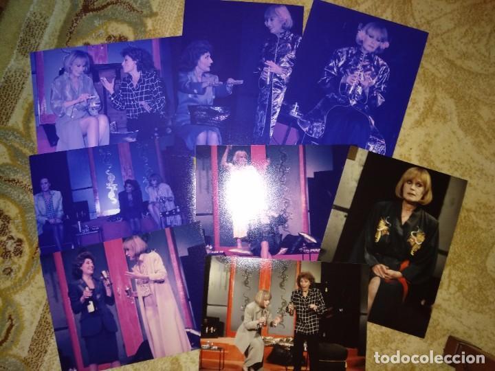 ANALÍA GADE, JULIA GUTIÉRREZ CABA LOTE FOTOS (Cine - Fotos y Postales de Actores y Actrices)