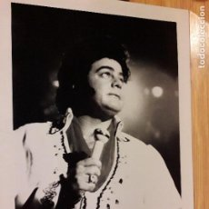 Cine: EDDIE PRESLEY 1992 / FOTOGRAFIA ESCENA CON DUANE WHITAKER 18X12,5 CMS JEFF BURR DIRECTOR . Lote 194906457