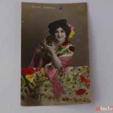 Cine: POSTAL -BELLA SERRANA -CUPLETISTA ,BAILERINA,CANTANTE. Lote 195127918