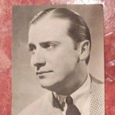 Cine: TARJETA POSTAL DE RAFAEL DURAN. Lote 195133718