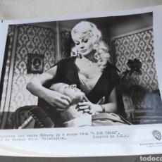 Cine: FRANK SINATRA ANITA EKBERG 4 FOR TEXAS 20 X 25 CM. Lote 195137743
