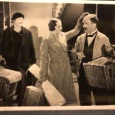 Cine: FOTO ORIGINAL DE FRANCISKA GAAL 24,5 X 18,5 CM. Lote 195145863