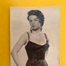 Cine: CINE. ACTORES Y ACTRICES. POSTAL NO.6981 SARA MONTIEL. ACTRIZ ESPAÑOLA EDITA: ARCHIVO BERMEJO. Lote 195186142