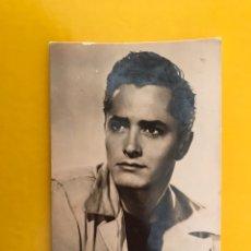 Cine: CINE ACTORES Y ACTRICES FOTO POSTAL NO.1462, JOHN DEREK. ACTOR ESTADOUNIDENSE. (A.1954) ESCRITA... Lote 195202535