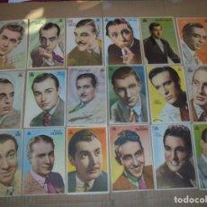 Cine: MAGNIFICOS 130 FOTOCROMOS DE ARTISTAS DE CINE TODOS DE CIFESA. Lote 195204846