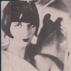 Cine: POSTAL LOUISE BROOKS - ACTRIZ DE HOLLYWOOD - DELTA PRODUCTIONS. Lote 195228032