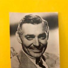Cine: CINE ACTORES Y ACTRICES FOTO POSTAL CLARK GABLE. ACTOR ESTADOUNIDENSE. (H.1950?) SIN CIRCULAR.... Lote 195237488