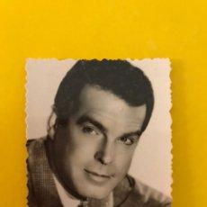 Cine: ACTORES Y ACTRICES. POSTAL: FRED MAC MURRAY NO.19, ACTOR ESTADOUNIDENSE.(H.1950?). Lote 195237602