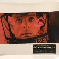 Cine: FOTOCROMOS 2001 UNA ODISEA EN EL ESPACIO. Lote 195311265
