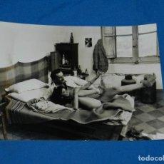 Cine: (M) FOTOGRAFIA ORIGINAL PELICULA ITALIANA - LA CASADA Y EL IMPOTENTE, FOT. TONINO TUCCI,24X18CM . Lote 195403486