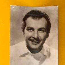 Cine: CINE. ACTORES Y ACTRICES. POSTAL, ARMANDO CALVO. ACTOR PUERTORRIQUEÑO. (H.1950?) SIN CIRCULAR.... Lote 195427178