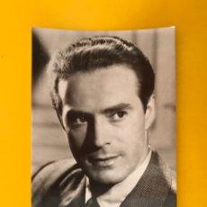 Cine: CINE. ACTORES Y ACTRICES. POSTAL NO.707, CONRADO SANMARTIN, ACTOR ESPAÑOL (H.1950?). Lote 195427975