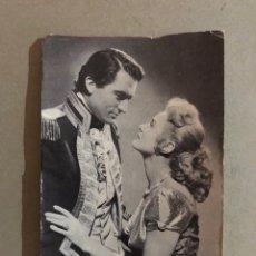 Cine: CINES TÍVOLI (BARCELONA) GREGORY PECK Y VIRGINIA MAYO, EN EL HIDALGO DE LOS MARES (A.1954). Lote 195524192