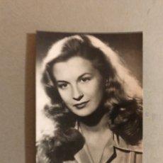 Cine: CINE ACTORES Y ACTRICES FOTO POSTAL NO.1209, MARÍA ROSA SALGADO. ACTRIZ ESPAÑOLA, (A.1951). Lote 195526330
