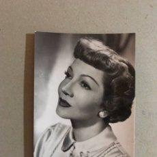 Cine: CINE, ACTORES Y ACTRICES. CLAUDETTE COLBERT. POSTAL NO.2270, ACTRIZ FRANCESA.. (H.1950?). Lote 195526410