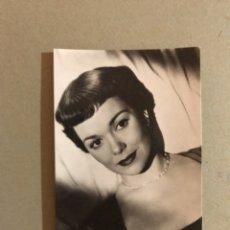 Cine: CINE ACTORES Y ACTRICES POSTAL NO.2286, JANE WYMAN. ACTRIZ ESTADOUNIDENSE. (H.1950?). Lote 195529226