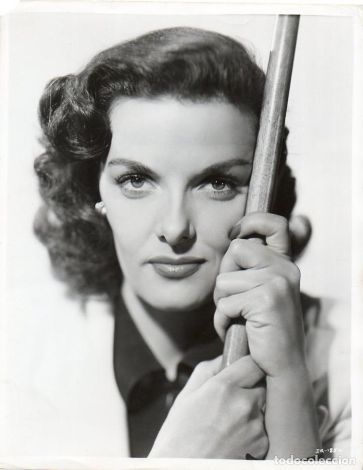 FOTOGRAFÍA ORIGINAL DE JANE RUSSELL (Cine - Fotos y Postales de Actores y Actrices)