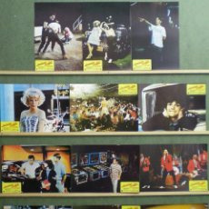 Cine: SCDO 007 AMERICAN GRAFFITI GEORGE LUCAS SET COMPLETO 12 FOTOCROMOS ORIGINAL ESPAÑOL R-70S. Lote 196787836