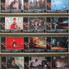 Cine: SCDO 015 2010 ODISEA 2 ROY SCHEIDER HELEN MIRREN SET COMPLETO 12 FOTOCROMOS ORIGINAL ESTRENO. Lote 236385505