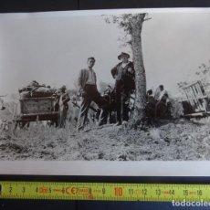 Cine: FOTOGRAFÍA DE LA PELÍCULA VIVIR EN PAZ (AÑO 1947) DE EDICIONES Y DISTRIBUCIONES CINEMATOGRÁFICAS. Lote 196794757