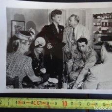 Cine: FOTOGRAFÍA 2 PELÍCULA LOCAMENTE ENAMORADA (AÑO 1945) DE EDICIONES Y DISTRIBUCIONES CINEMATOGRÁFICAS. Lote 196795123