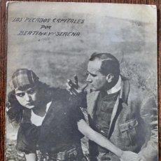 Cine: LOS PECADOS CAPITALES- POR BERTINI Y SERENA. Lote 198201650