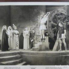 Cine: MARIA MONTEZ - FOTO ORIGINAL B/N - SUDAN JON HALL FILM SCENE. Lote 198213425