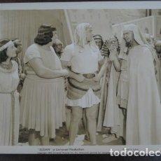 Cine: SUDAN - FOTO ORIGINAL B/N - SUDAN ANDY DEVINE JON HALL FILM SCENE . Lote 198213765