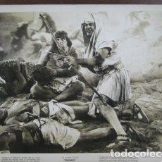 Cine: SUDAN - FOTO ORIGINAL B/N - SUDAN ANDY DEVINE JON HALL FILM SCENE . Lote 198213772