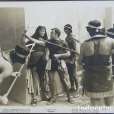 Cine: SUDAN - FOTO ORIGINAL B/N - SUDAN TURHAN BEY DETENTION FILM SCENE . Lote 198214251